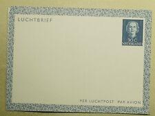 DR WHO NETHERLANDS UNUSED AEROGRAMME STATIONERY C196991