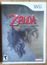 Wii The LEGEND OF ZELDA: Twilight Princess + Skyward Sword mint games-Nintendo