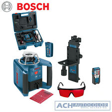 BOSCH GRL 300 HV Rotationslaser + RC1 + WM4 + LR1 0601061501