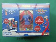 PANINI Adrenalyn World Cup GIFTBOX Limited Edition mbappe BOOSTER Nordic Edition