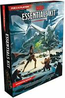 Dungeons & Dragons D&D Essentials Kit 5th Edition RPG Roleplaying Game Wizards