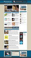 BLOGGING ADVICE AFFILIATE WEBSITE  + FREE DOMAIN & HOSTING