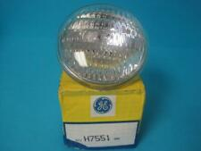LOT OF 2 NEW GE GENEREAL ELECTRIC H7551 SEALED BEAM LAMP REPLACEMENT BULB 8W 6V