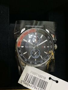 Paul Smith Mens Watch Bnib Gift Boxed New Authetic Gift Christmas 🎄🎄🎄