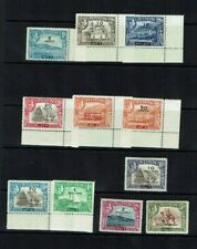 Aden: 1951 New Currency Surcharge set, Mint
