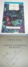 A SMALL GATHERING OF BONES By Patricia Powell ~ SIGNED gay interest