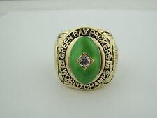 1961 Green Bay Packers World Championship Ring //