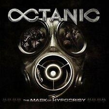OCTANIC The Mask Of Hypocrisy (2015) CD  10 Tracks  New & Sealed