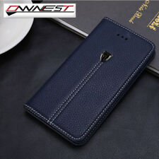 Custodia cover in pelle for Huawei P8 P9 Magnetico