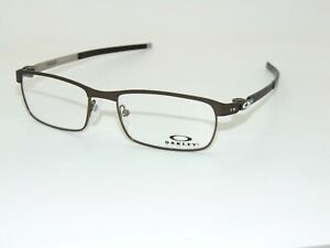OAKLEY TINCUP OX3184-0252 Powder Pewter 52mm Rx Authentic Eyeglasses