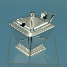 Süßstofffässchen - Art Deco - 925er Silber - Sheffield 1936 - F. Howard #GSF5027