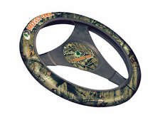 MOSSY OAK CAMOUFLAGE NEOPRENE STEERING WHEEL COVER - CAMO AUTO, TRUCK, CAR
