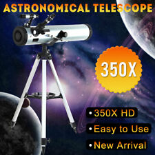700-76 Astronomical Telescope Seben Zoom Enlarge Star Space Tripod Reflector