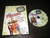 Los Pedigueños DVD Tonny Leblanc Jose Luis Lopez Vazquez Mariama Morales