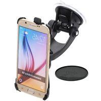 Für Samsung Galaxy S6 S 6 Auto Halterung 360° drehbar Saugnapf iGRIP von RICHTER
