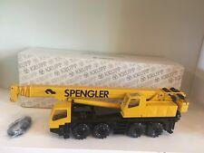 "Krupp GMT 70 Mobilkran ""SPENGLER"" Conrad 2080 1:50 OVP"