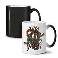 Chinese Symbol NEW Colour Changing Tea Coffee Mug 11 oz | Wellcoda