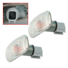 1 Pair Fit For Chrysler Dodge Jeep 05-16 Front Side Marker Repeater Lamp Lights