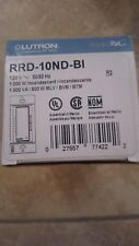 Lutron Rrd-10Nd-Bi 1000W dimmer with neutral