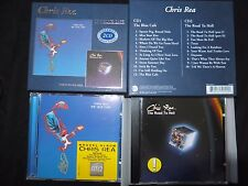 COFFRET 2 CD CHRIS REA / EDITION LIMITEE /