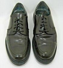 Skechers Collection Brown Leather Oxfords Dress Shoes Mens 13 M