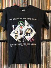 Rare Vintage Australian Pink Floyd Show 2008 The Wall Tour Shirt Concert Sz S B5