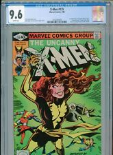 1980 MARVEL UNCANNY X-MEN #135 1ST DARK PHOENIX COVER 1ST SENATOR KELLY CGC 9.6