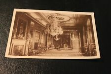 Windsor Castle - Throne Room, RP - posted 1945