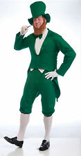 Men's Leprechaun Costume St. Paddy's Day St. Patricks Adult Size