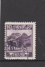 Liechtenstein  96 C, gestempelt. (Michel 140.-)