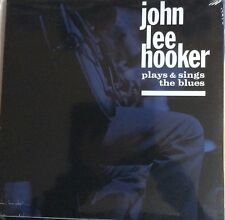 JOHN LEE HOOKER PLAYS AND SINGS THE BLUES VINYL LP NEW  MINT UNPLAYED SEALED