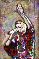 The Cranberries Art Dolores O'Riordan Tribute Cranberries Artwork 12x18inch