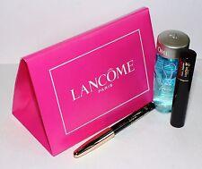 LANCOME Make Up Occhi KIT-HYPNOSE MASCARA, Eyeliner, make-up Remover Set regalo.
