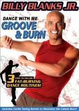 Billy Blanks Jr Dance With Me Groove and Burn (TAEBO Tae Bo) Region 1 New DVD