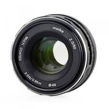 Objektiv Meike 50mm f/2.0 lens für Sony E-Mount DSLR