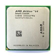 AMD Athlon 64 3700+ 2.2ghz/1mb socle/socket 939 ada3700daa5bn processor CPU