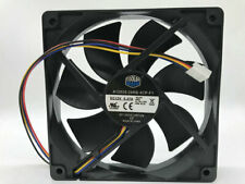 1pcs  A12025-24RB-4CP-F1 12V 0.37A 12CM 12025 4-wire chassis fan