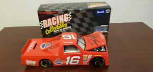 Ron Hornaday Jr Signed 1995 LE Action Platinum Series RCCA 1:24 Diecast Bank