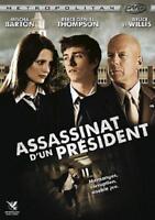 Assassinat d'un président (DVD) NEUF