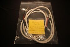 AudioQuest Type 2 Single Wire Full Range with BFA Bananas, 6ft - Used