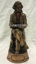 NEW Beethoven 1770-1827 Statue Sculpture Figurine SHIP Immediately