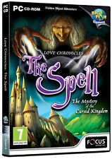 Love Chronicles: The Spell (PC CD) NEW SEALED