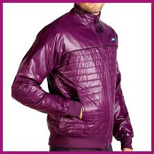 New Balance Sole Track Jacket PURPLE MENS SPORTS JACKET S L XL NEW WITH TAG