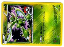PROMO POKEMON LEAGUE 2012 HOLO INV SCYTHER 3RD PLACE