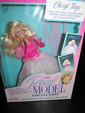 Matchbox Real Model Collection Doll Cheryl Tiegs Nmib