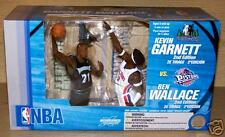 McFarlanes Basketball-NBA Garnett vs Wallace Toy Figure