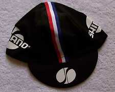 SHIMANO CLASSIC TEAM CYCLING CAP NEW BLACK, BLUE, OR WHITE *** (LAST BLUE ONE !)