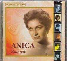 ANICA ZUBOVIC CD Zlatna Kolekcija Hrvatska Kroatien Best Film Music Hit Croatia