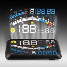 5.5'' Digital HUD Head Up Auto LCD Display OBD 2 II Geschwindigkeit  u