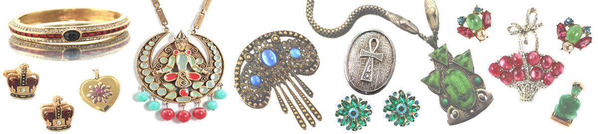 Vintage Antique Jewelry